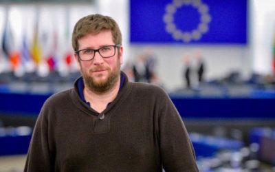 """Miguel Urbán: """"Deberíamos hacer que las élites holandesas nos dejen de robar dinero y que las españolas dejen de llevárselo allí"""""""